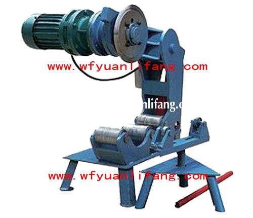 压槽机又名滚槽机,目前的主要使用范围是同沟槽管件在管道连接中一并